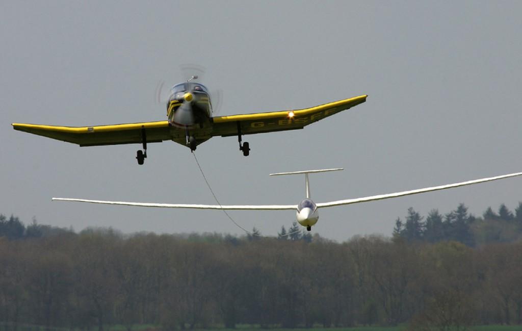 Gliding Aerotow