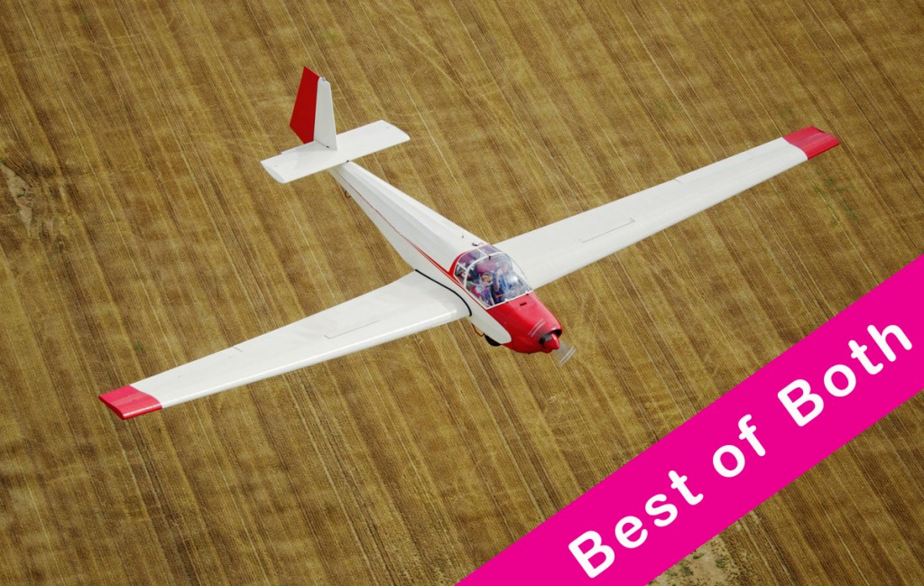 30 Minute Best of Both Motorgliding Experience