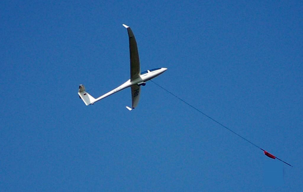 Gliding Winch Launch