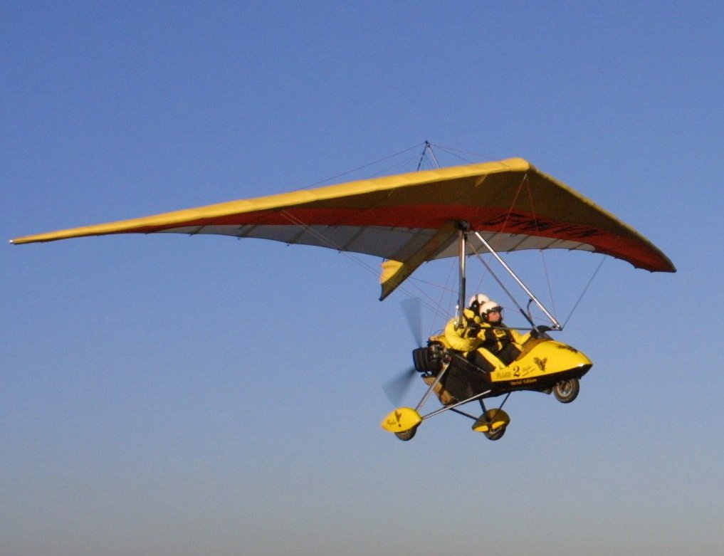 win a microlight flight