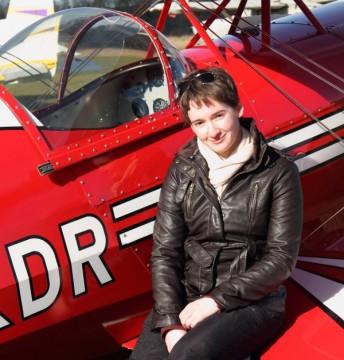 Aerobatic lessons